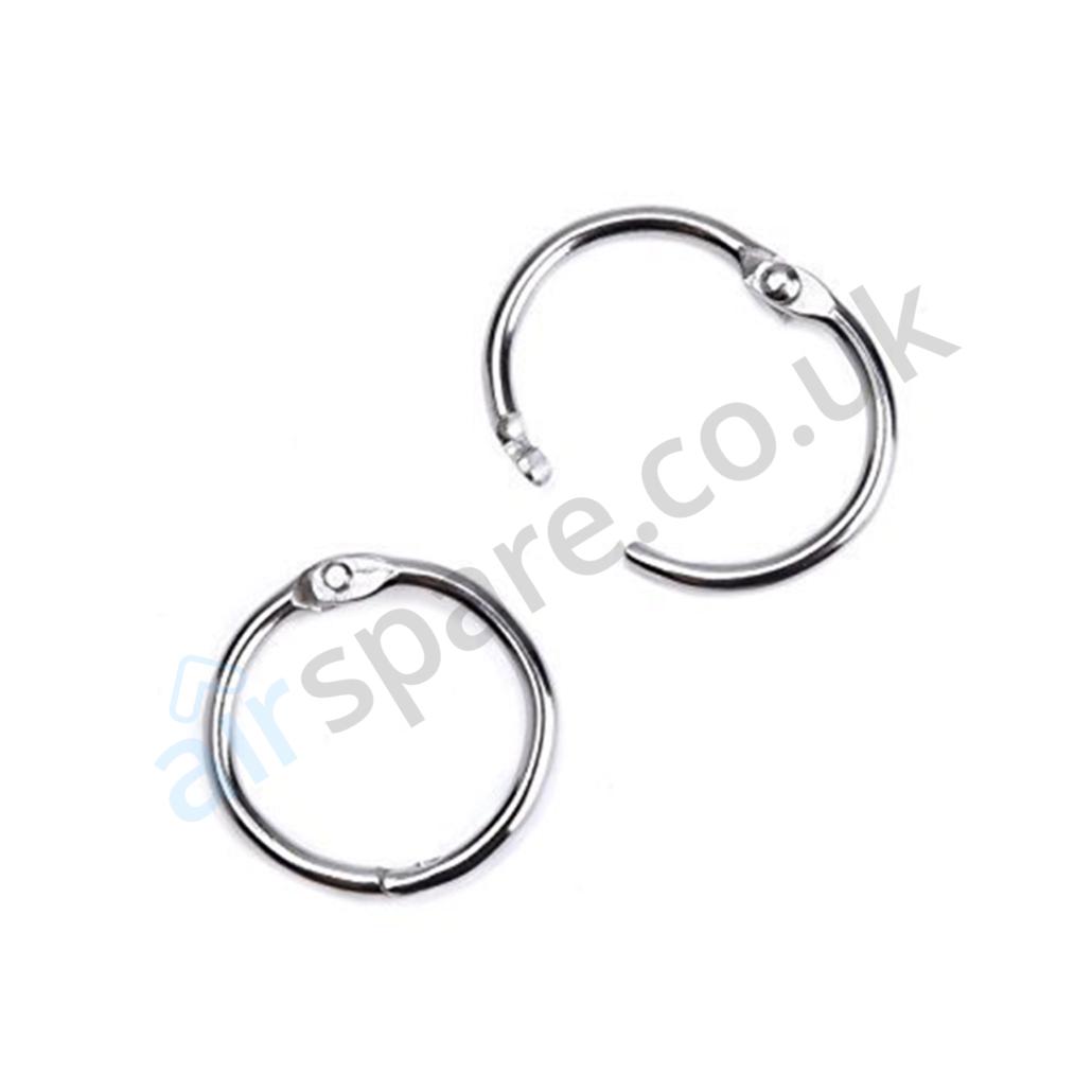 FlyBoys Metal Rings